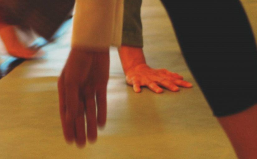 danza inclusiva y contact improvisation