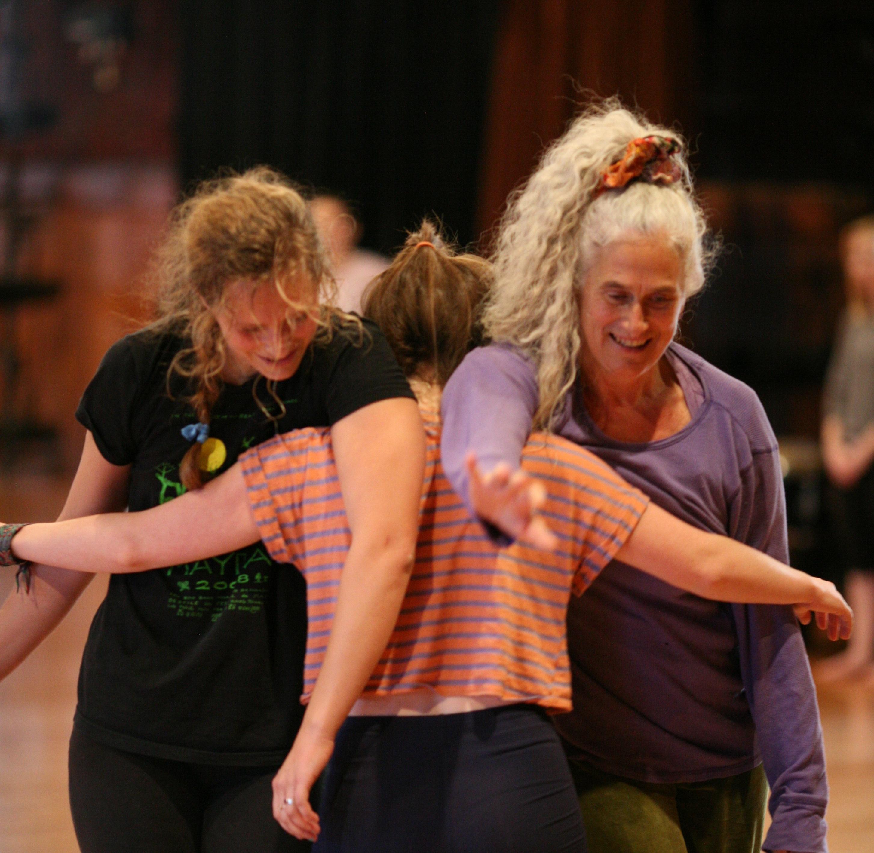 género, filosofía y danza