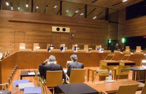 Tribunal General. Fotografía. Fuente: Tribunal de Justicia de la Unión Europea