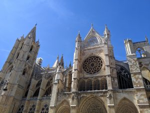 Catedral de León by M.A. Díaz