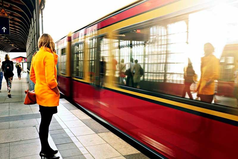 Viajar con seguridad en transporte público durante el Coronavirus