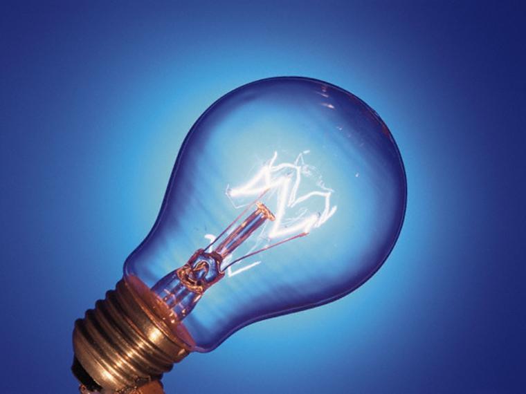 Bombilla incandescente - Ideas simples que revolucionaron la tecnología