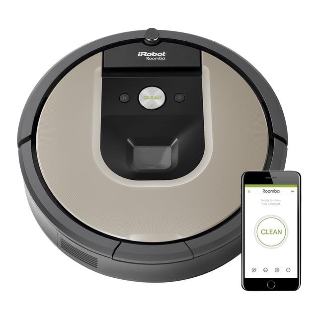 Roomba, el robot de limpieza preferido por los españoles